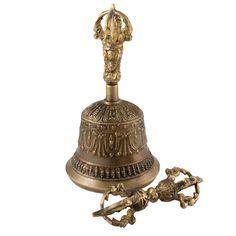 Tibetan Bell & Dorge Set