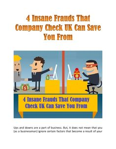 An entrepreneur of today should be a part of company check UK, as there are a number of frauds that occur and this thorough check can save you from any losses. Company Check, Ups And Downs, Stay Safe, Pinterest Marketing, Save Yourself, Social Media Marketing, Hotels, Canning, Business