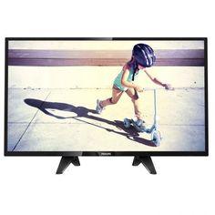 Philips - non Smart Tv de 80 cm în diagonală din gama 2017 - Parero. Smart Tv, Tv Philips, Tv 3d, Cheap Tvs, Dvb T2, Tv Tuner, Dolby Digital, Shop Front Design, Speakers