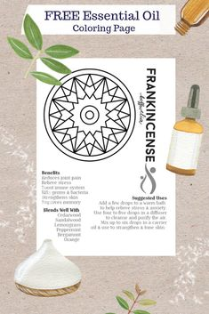 Grab your FREE essential oil colouring page on our website. Grab some pens a coffee tea or wine (: put on your favourite essential oils and enjoy some quality 'you' time:) My Essential Oils, Printable Planner, Printables, Colouring Pages, Coloring, Stress And Anxiety, How To Relieve Stress, Essentials, Health