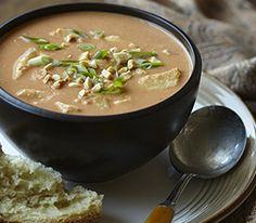 MyPanera Recipe: A Southern Peanut Chicken Soup