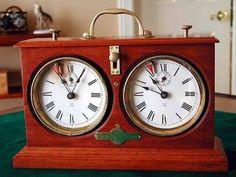 #Chess Clock Antique #chessclock #chesstimer  https://sites.google.com/site/connecticutchessmagazine/