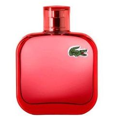 "Lacoste L.12.12. Red for Men Gift Set - 3.3 oz EDT Spray + 1.6 oz Shower Gel + Toiletry Bag by Lacoste. $70.99. Lacoste L.12.12. Red is recommended for daytime or casual use. Gift Set - 3.3 oz EDT Spray + 1.6 oz Shower Gel + Toiletry Bag. This Gift Set is 100% original.. The L.12.12. collection by Lacoste, dedicated to the first polo shirt designed in 1927 (""L"" stands for Lacoste, the number 1 symbolizes the Petit Piqué material used, 2 represents short sleeves and 12 is th..."