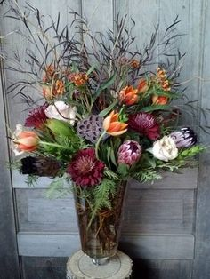 Elegantly Vermont - All About Flowers in St Johnsbury, Vermont