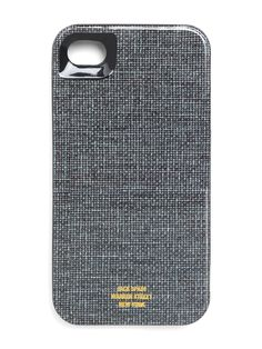 Book Cloth iPhone 4 and 4s Case by Jack Spade on Park & Bond