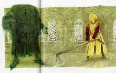 "Pavel Tatarnikov ""Arthur of Albion"" 12"