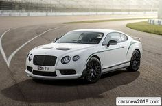 New Bentley Continental GT3-R 2018-2019
