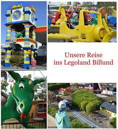 Mit Kindern ins Legoland Billund