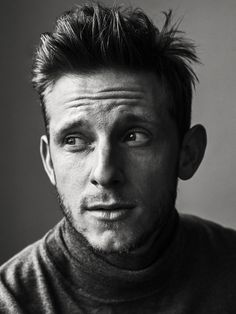 Jamie Bell Sits for Interview Photo Shoot, Talks Fantastic Four + Thing