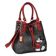 Mickey Forever Fashion Disney Handbag Mouse Women's Tp57qUw
