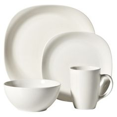 Quadro 16-pc. Dinnerware Set.Opens in a new window