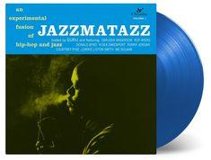 Guru - Jazzmatazz Vol 1 - Limited Coloured Edition (2xLP)