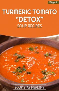 Healthy Soup Recipes, Detox Recipes, Detox Tips, Liver Detox Drink, Bad Carbohydrates, Sugar Detox Diet, Vegetarian Cabbage, Homemade Detox, Detox Soup