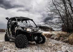 Mossy Oak and BRP to Collaborate - Can-Am Commander Forum 4 Wheels Motorcycle, Can Am Atv, Can Am Commander, Golf Ball Crafts, Big Wheel, Mossy Oak, Aktiv, Jeep Life, Offroad