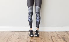 Terez skull leggings -- get off with code Fitness Style, Fitness Fashion, Pyramid Workout, Skull Leggings, Sporty Style, Workout Gear, Body Weight, Athleisure, Lifestyle Blog