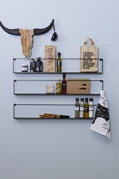 Wandplank | Wall shelf Meert by WOOOD #woood #wandplank #wallshelf