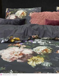 Essenza bedtextiel najaar 2017 - #slaapkamer #bedroom #wonen #interieur