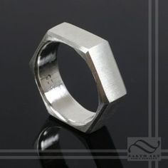 Hexagonal Ring by Austin Moore