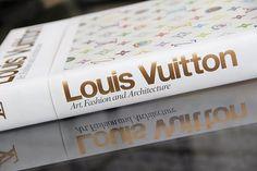 Louis Vuitton book, good for decoration