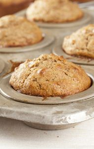 Dr Oz's Healthy Muffins (Wheat Germ Applesauce baked goods never tasted THIS good!)