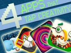 See our #LearningToolkit blog for 4 #educational #apps that tap creativity, storytelling and imaginative play. Click for details.