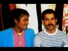 Michael Jackson & Freddie Mercury - There Must Be More To Life Than This - YouTube