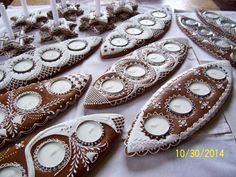 Christmas Baking, Christmas Cookies, Christmas Entertaining, Sugar Art, Happy Holidays, Advent, Gingerbread, Icing, Clay