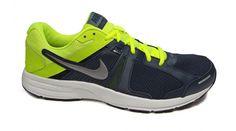 new concept 1ed4e 33260 Zapatilla para entrenamiento Nike Running con materiales acolchados y  transpirables en el interior.Gran media suela de caucho amortiguante Reslon.
