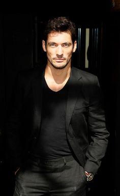 David Gandy- super model