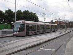 LUAS Tram