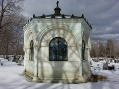 In Pittsfield's historic cemetery.