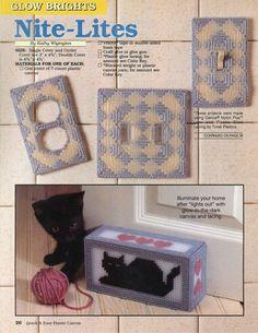 Kitty Doorstop 1/2