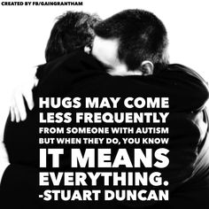 Oh, but if the overly huggy extended family understood this