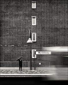 Great black and white photography by Kai Ziehl, a photographer from Hamburg, Germany.