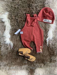 6 Months a Star is Born Newborn Baby Boys Romper Dungaree Outfit Set