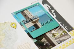 love the frame over the photo - by baersgarten