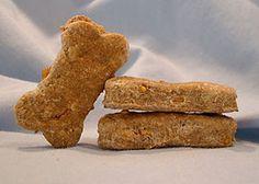Homemade Dog Cookies