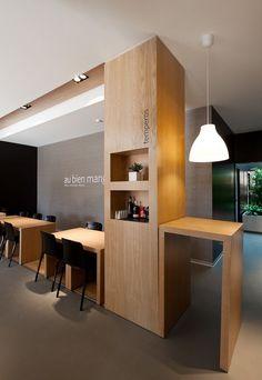 Au Bien Manger Restaurant by ADOC Architects