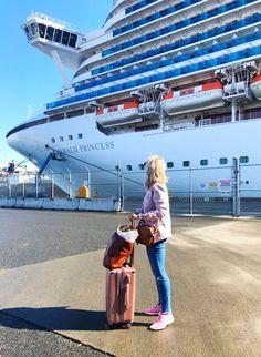 Alaska Cruise Travel Diary + Packing Tips | Hi Sugarplum! Packing For A Cruise, Cruise Travel, Packing Tips, Disney Cruise, Traveling Tips, Alaska Cruise Tips, Alaska Travel, Cruise Pictures, Vacation Pictures