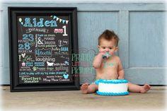 Boy one year birthday photo, photo idea, photography idea, picture idea, boy, baby, one, first birthday, one year, one year photo, one year picture, birthday photo, birthday picture