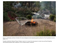 Another idea for a fire pit