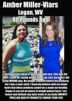 Loving Amber's results. Are these the kind of results you are looking for? Or just a boost in your energy. Maybe just a more balanced body. Ask me how today.