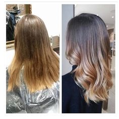 #beforeandafter  #haircolor #haircut✂️ #haircuts #hairstylest #hairstyle #mechasbabylights #babyligths #antesydespues  #expertosencolaracion #expertosenbotoxcapilar #victoriohairstylist #peluqueriahuelva