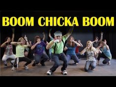Boom Chicka Boom...silly songs for brain breaks! (5.10)