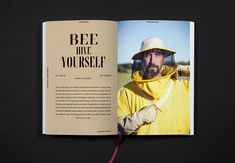 """Makers Bible """"BEETROOT & STEEL"""" Edition on Behance"""
