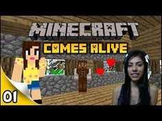 Minecraft Comes Alive 4 - A FRESH START! - EP 1 (Minecraft Roleplay) - YouTube