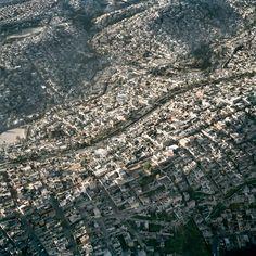 Vista-Aerea-de-la-Ciudad-de-Mexico-XXV,-2006