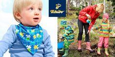 Regenmode für Babys und Kleinkinder von Tchibo