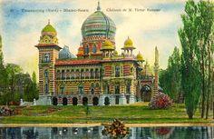 Le château de Victor Vaissier ou le Palais du Congo du roi du savon: janvier 2010