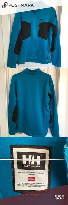 Helly Hansen fleece. Rare. Rare helly Hansen fleece.  Worn in good condition. See pictures for product details. Helly Hansen Jackets & Coats Performance Jackets